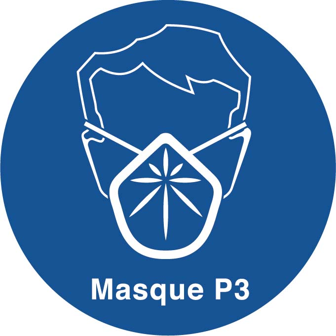 Masque P3 Image