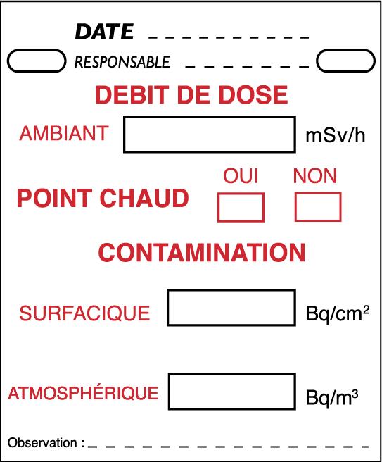 Débit de dose DDD V1 Image