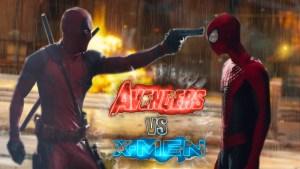Avengers vs X-Men Supercut!