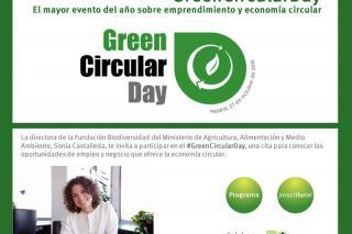 Green Circular Day: el mayor evento del año sobre emprendimiento y economía circular