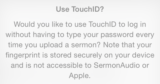 iphone uploads-touchID