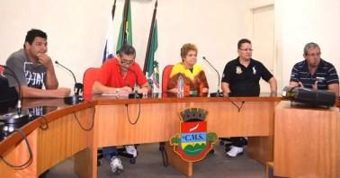 Secretaria de Saúde apresenta Projeto Saúde Na Área