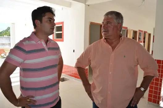 Martinazzo e Fernando Barros