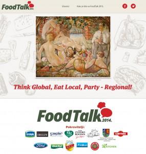 FoodTalk 2014