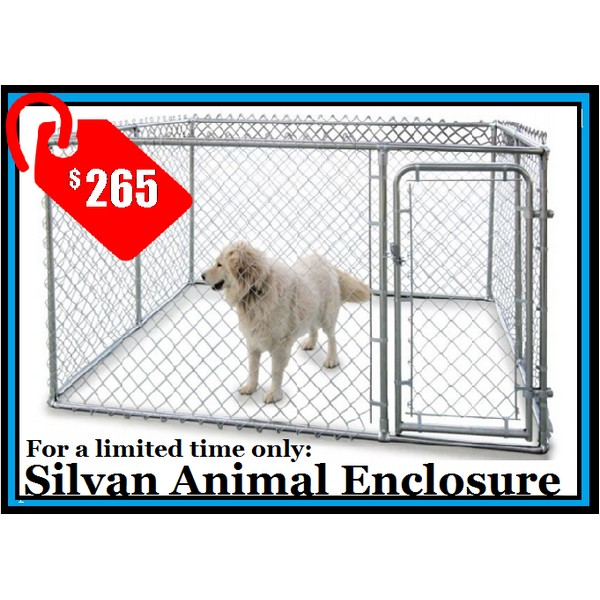 Animal Enclosure Silvan
