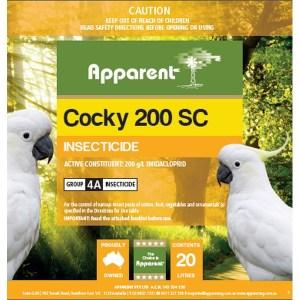 Apparent Cocky (Imidacloprid 200) 1L