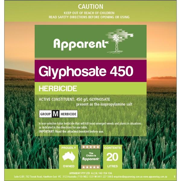 Glyphosate 20L