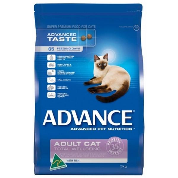 Advance Cat Adult Fish 3KG