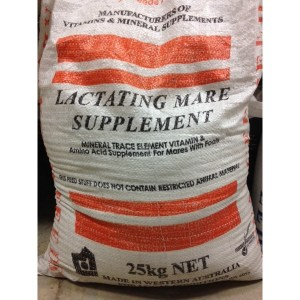 Advanced Lactating Mare 25kg