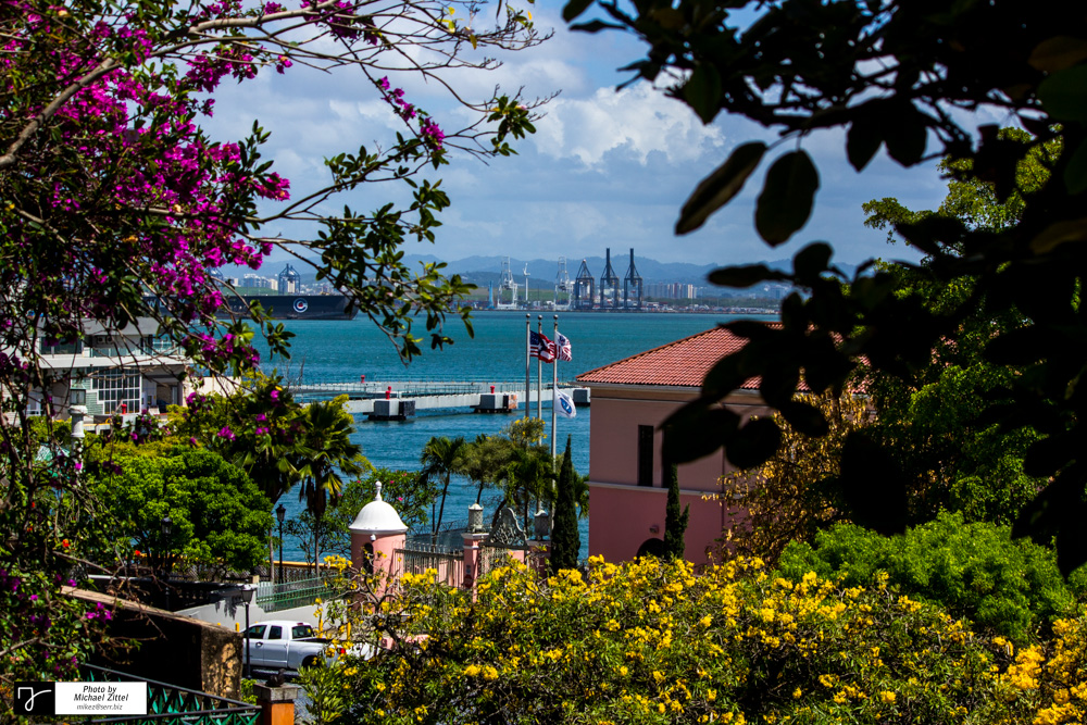 Ocean Views - Old San Juan - Travel Photography