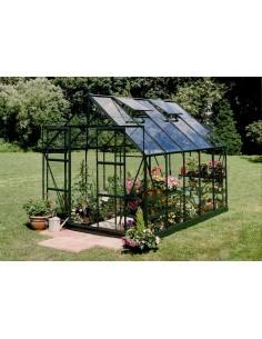 serre de jardin en verre trempe en