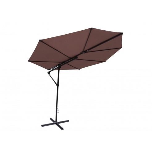 parasol deporte feuille sun aluminium proloisirs