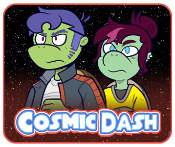 cosmic dash link