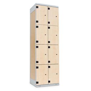 armoire penderie 8 portes