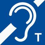 Boucle / interrupteur pour sourds avec amplificateur d'induction