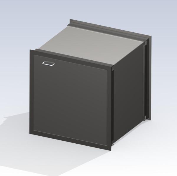 Serrure de valise P 9060