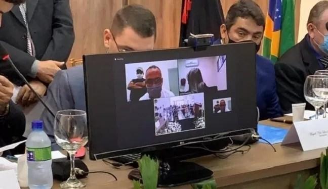 Justiça de Sousa concede liberdade a vereador que foi empossado na prisão; Fábio de Nego Chico é investigado por assalto