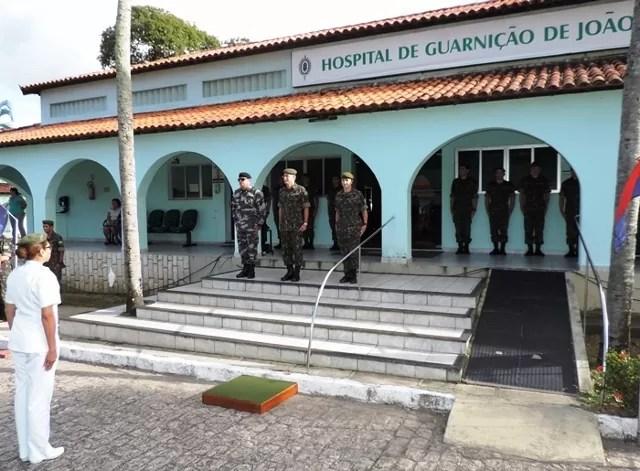 Militares da PB vão a Manaus para prestar apoio de saúde