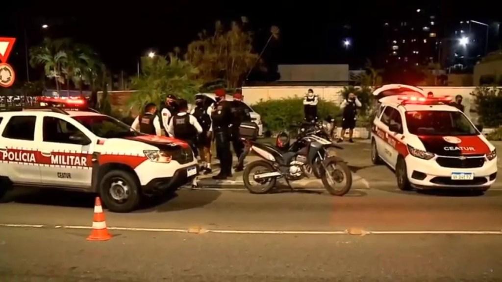 Perseguição termina com dois suspeitos presos e um morto em João Pessoa