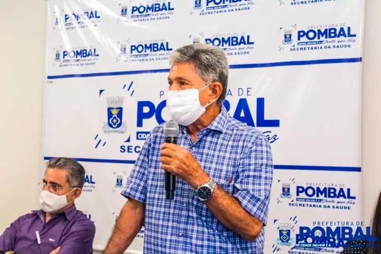 A Prefeitura de Pombal iniciou o pagamento aos artistas participantes de três editais da Lei Aldir Blanc