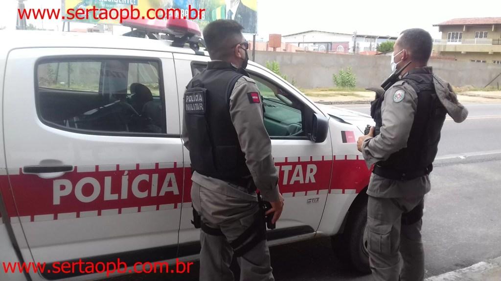 Polícia militar realiza operação policial na área da 3ª CIA de PM/14º BPM