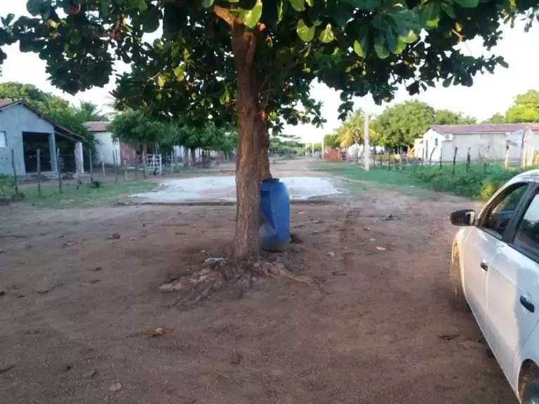 Prefeitura de São Domingos inicia planejamento para pavimentação em assentamento rural