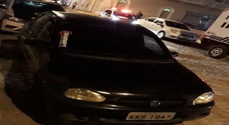 Polícia civil de Pombal localiza carro que havia sido roubado da casa de ex-vereador