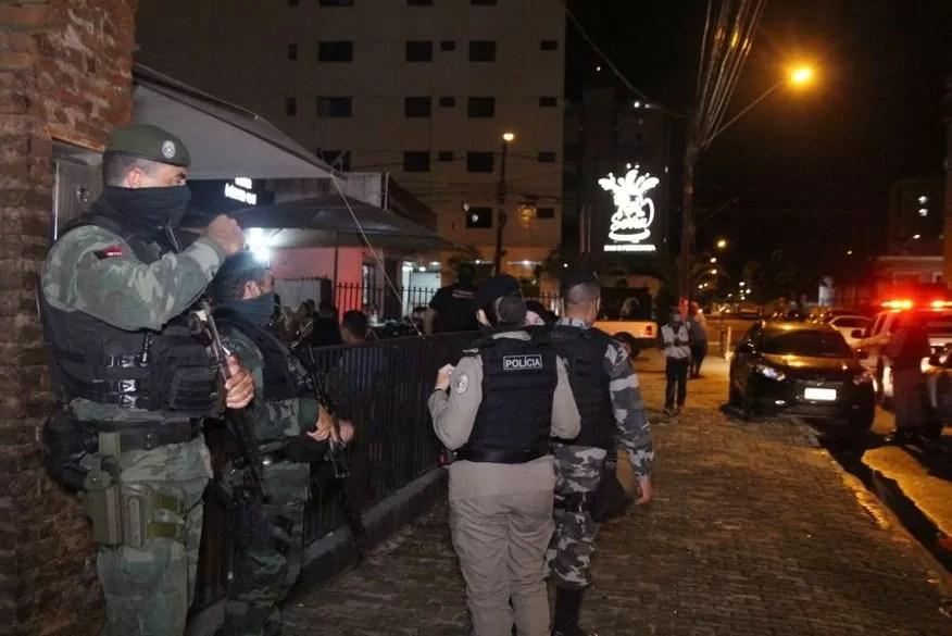 Polícia registra 257 ocorrências e prisão de 33 pessoas no mês de fevereiro por descumprir isolamento social contra a Covid-19 na Paraíba