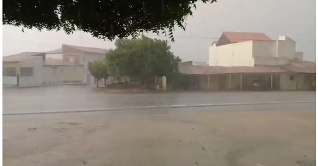 Confira os índices pluviométricos das ultimas 72 horas Pombal e Região: