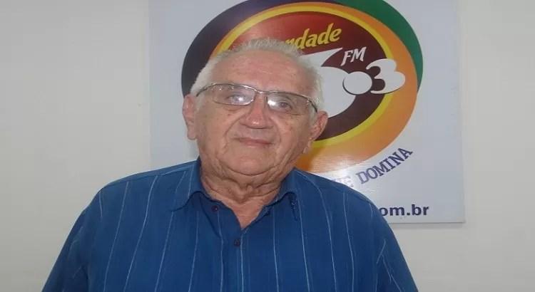 Morre o ex-vice-prefeito e 1º diretor do Campus da UFCG de Pombal, Martinho Salgado