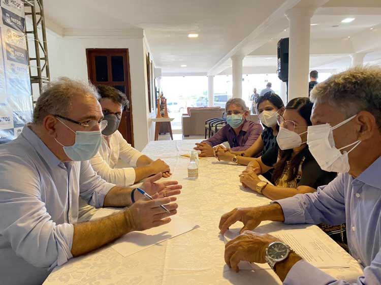 Dr. Verissinho solicita ao Ministro da Saúde a construção de um Centro de Diagnóstico por Imagem orçado em mais de R$ 3 milhões de reais