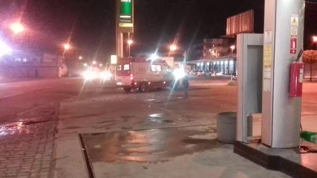 Acidente é registrado na BR 230 em pombal na noite de sexta-feira