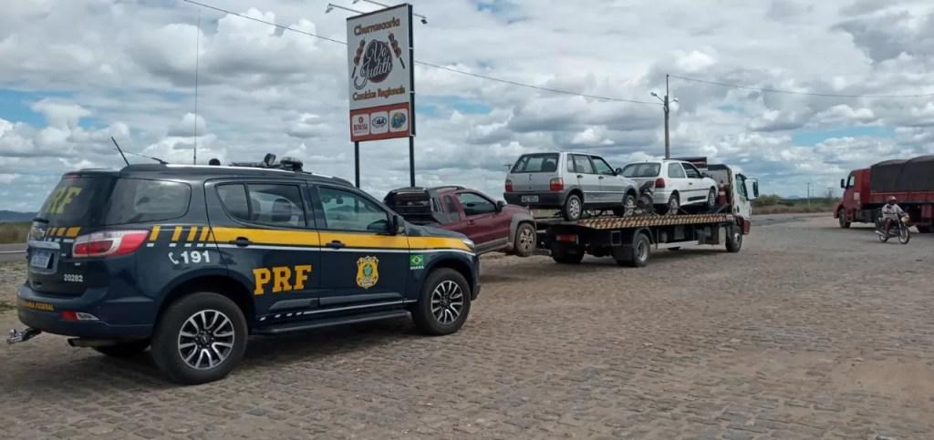 A Polícia Rodoviária Federal (PRF) encerrou às 24h desta quarta-feira (12) a Operação Nossa Senhora Aparecida 2021