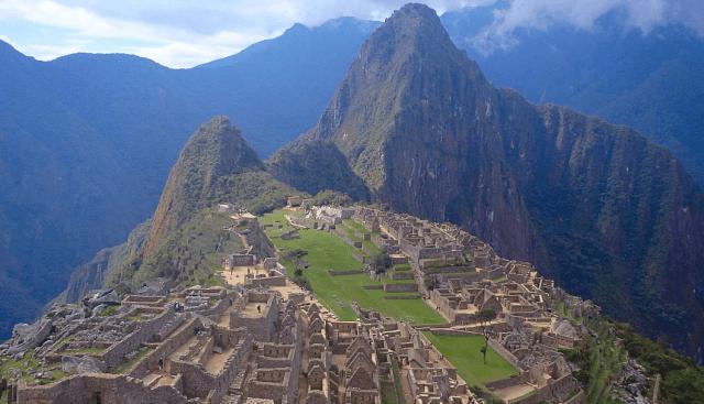 Gunung Macchu Picchu