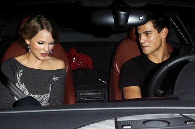 """Lewat lagu """"Back to December"""", Taylor mengungkapkan penyesalannya melepaskan Taylor Lautner. Gambar via: www.billboard.com"""