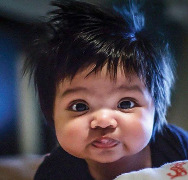 Bayi Rambut Anak Band