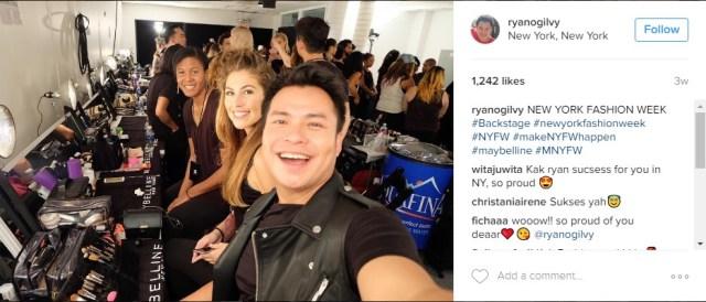 ryan adalah salah satu orang indonesia yang sukses di luar negeri. gambar via: instagram