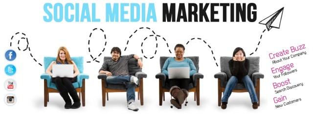 bisnis social media marketing