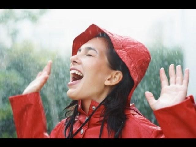 Air hujan sebagai pasokan air bersih