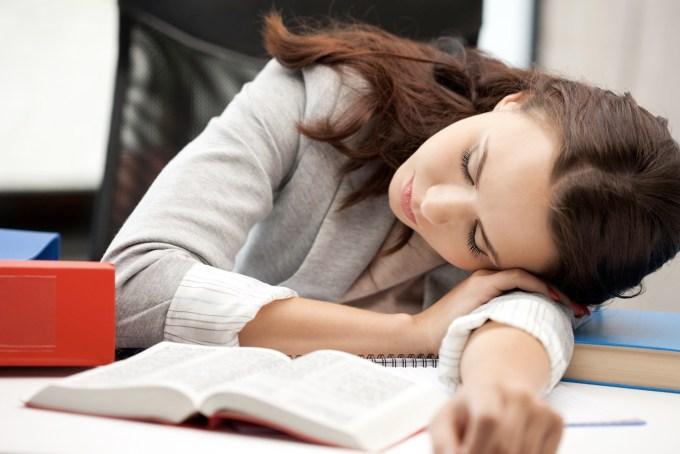 Tidur Siang menambah daya ingat