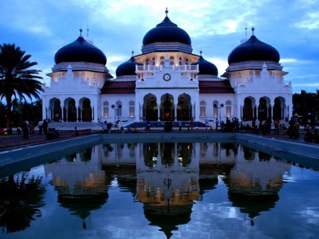gambar via: Visit to Aceh