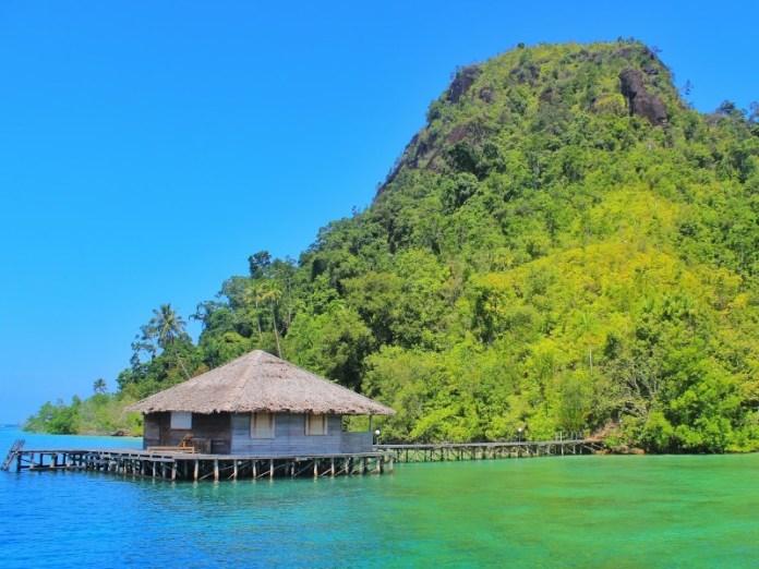 pulau cubadak. gambar via: harival.blogspot.com