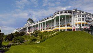 Grand Hotel Mackinaw Island