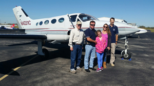The Zimmers continue their journey with the next International Pilots for Christ chapter
