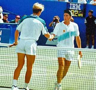 1994 US Open Stefan Edberg def. Jeff Tarango