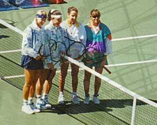 1994 US Open Womens Doubles Final