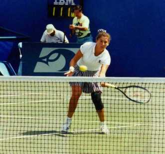 1995 US Open Monica Seles