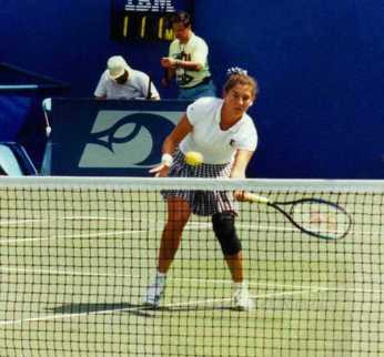 1995 US Open Monica Seles