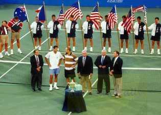 1995 US Open Final Pete Sampras d. Andre Agassi