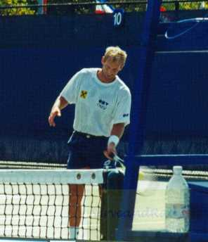 1996 US Open Thomas Muster